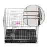 3呎不銹鋼折叠寵物籠