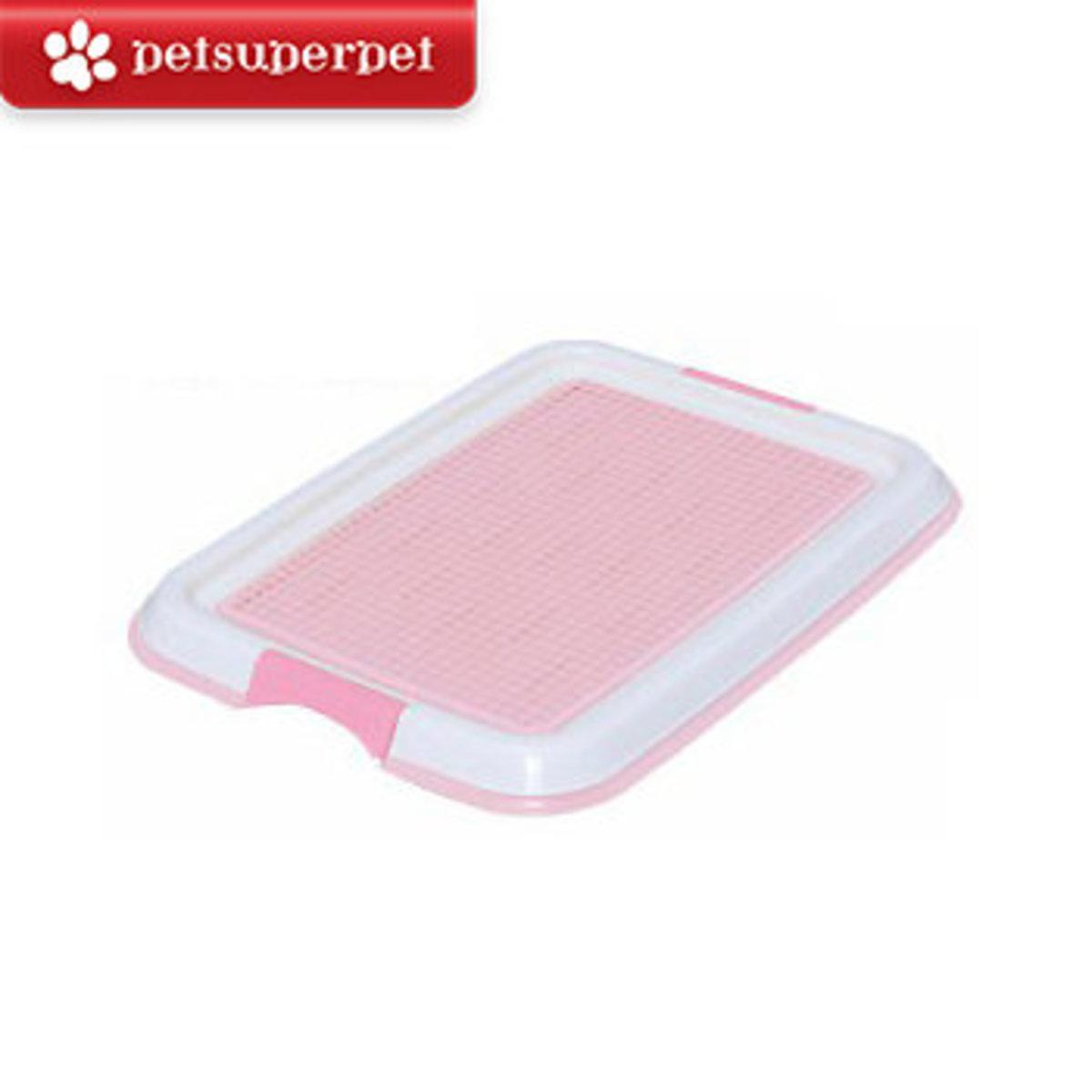 Japan TFT-650 Dog Toilet Board (Parallel Import Goods) - Pink (65x55cm)