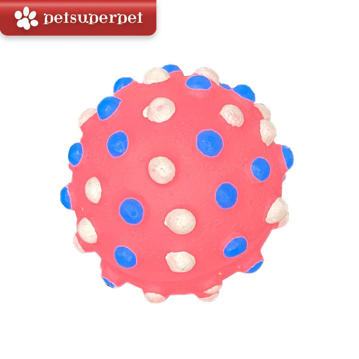 Dot Pattern Toy - Red