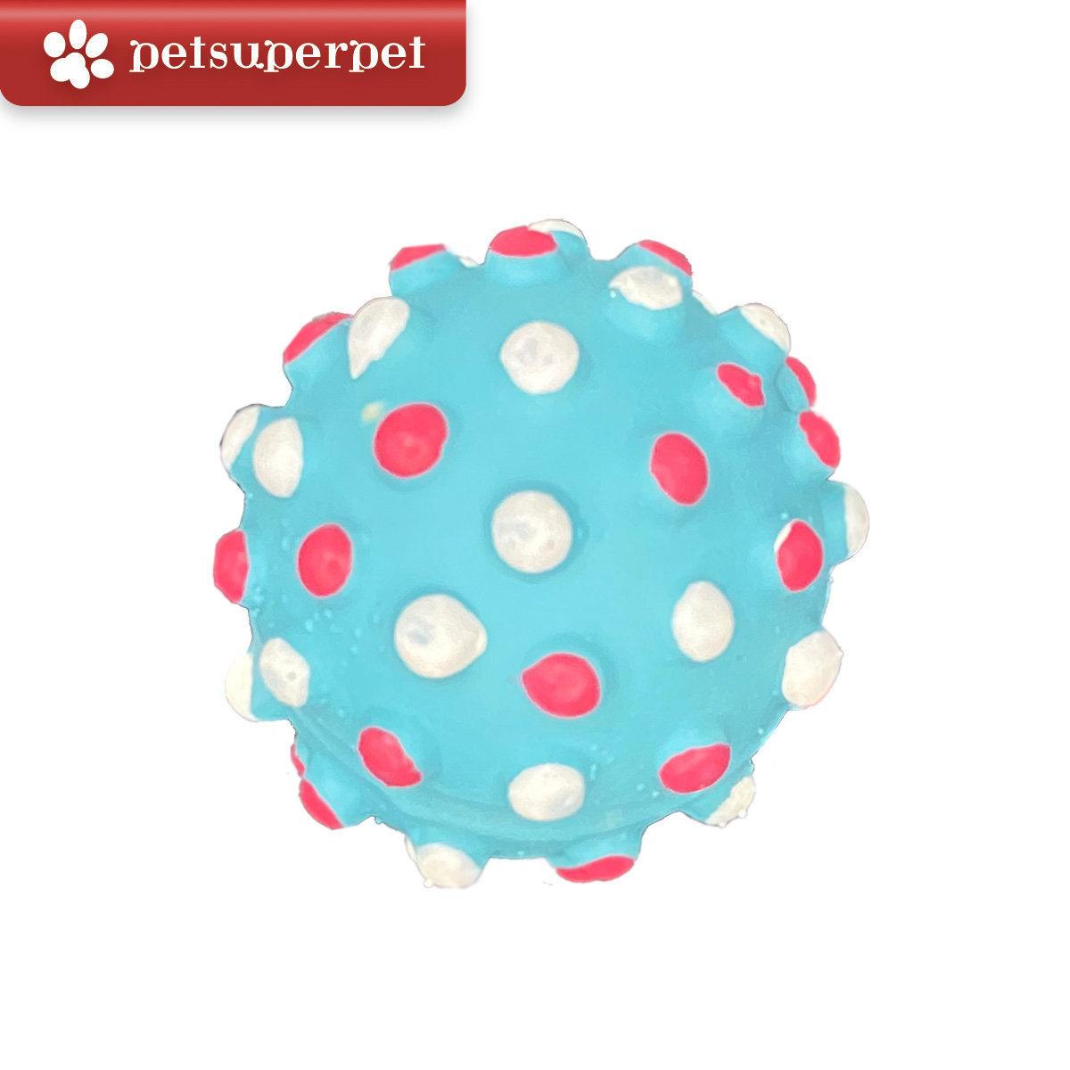 Dot Pattern Toy - Blue