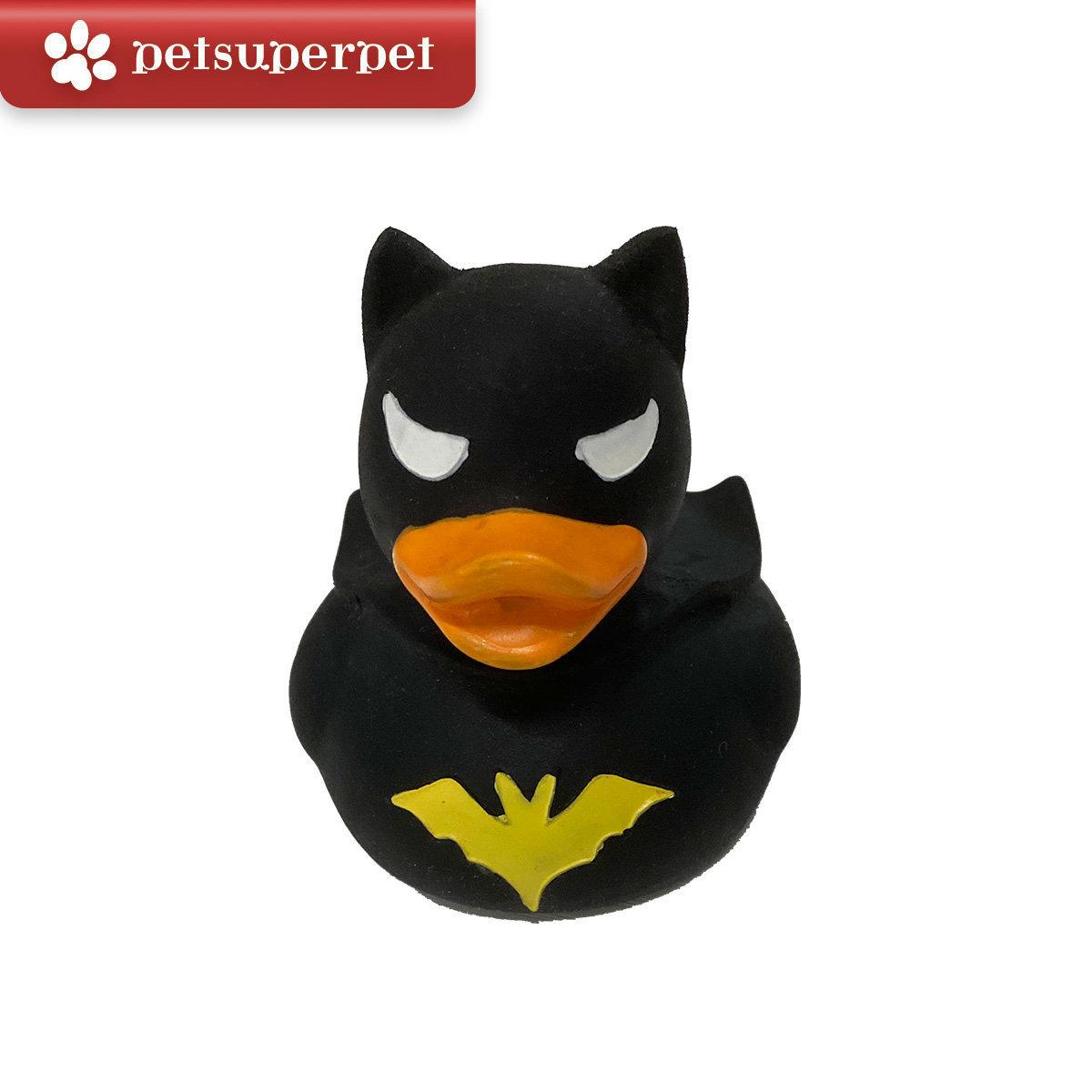 Little Batman Duck Toy