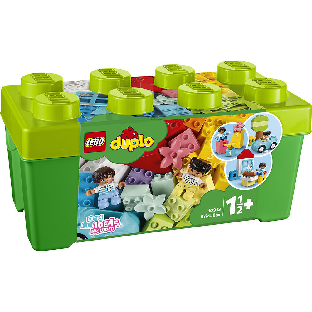 Duplo Utensil LEGO Red Balloons w// String Handle