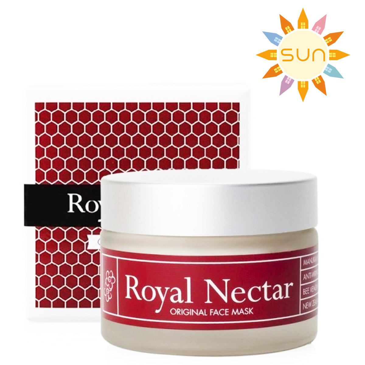 Royal Nectar Original Face Mask (50ml)(Parallel Import Product)