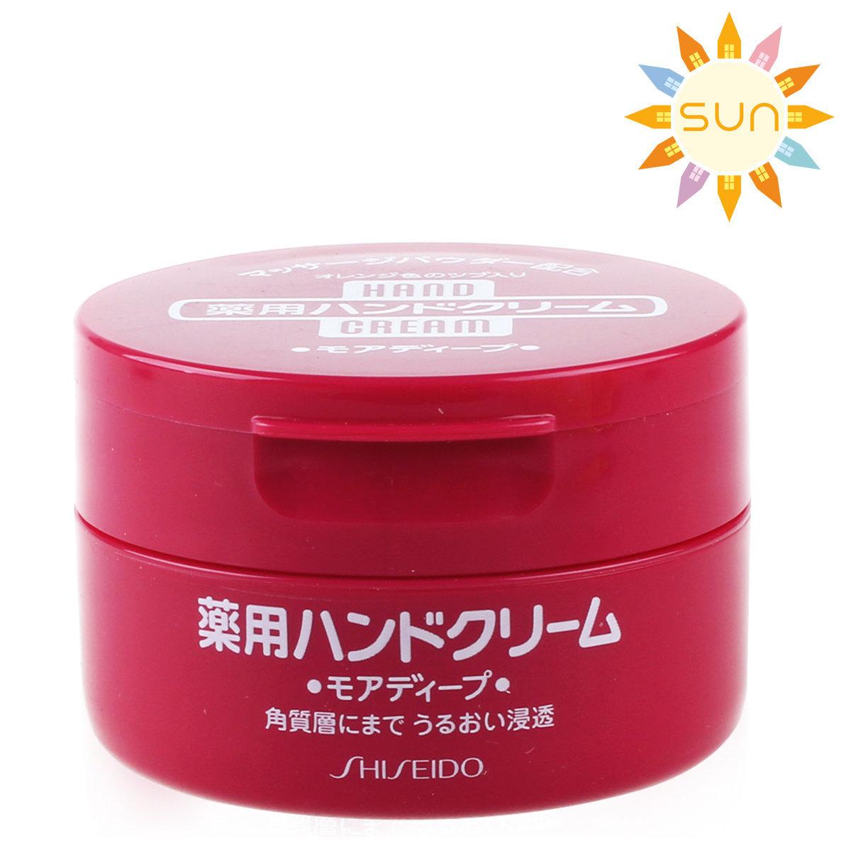 Moist Hand Cream 100g [Parallel Import]