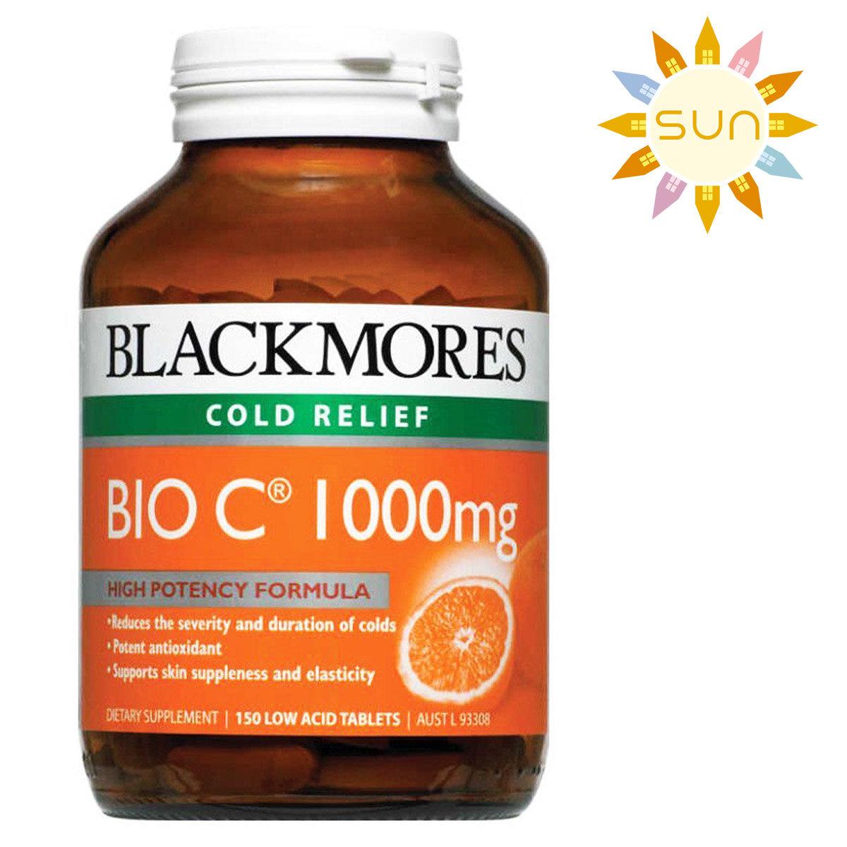 Bio C 1000 mg 150tablets