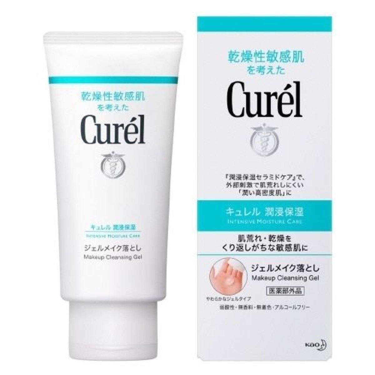 Makeup Cleansing Gel 130g [For Dry & Sensitive Skin Type]