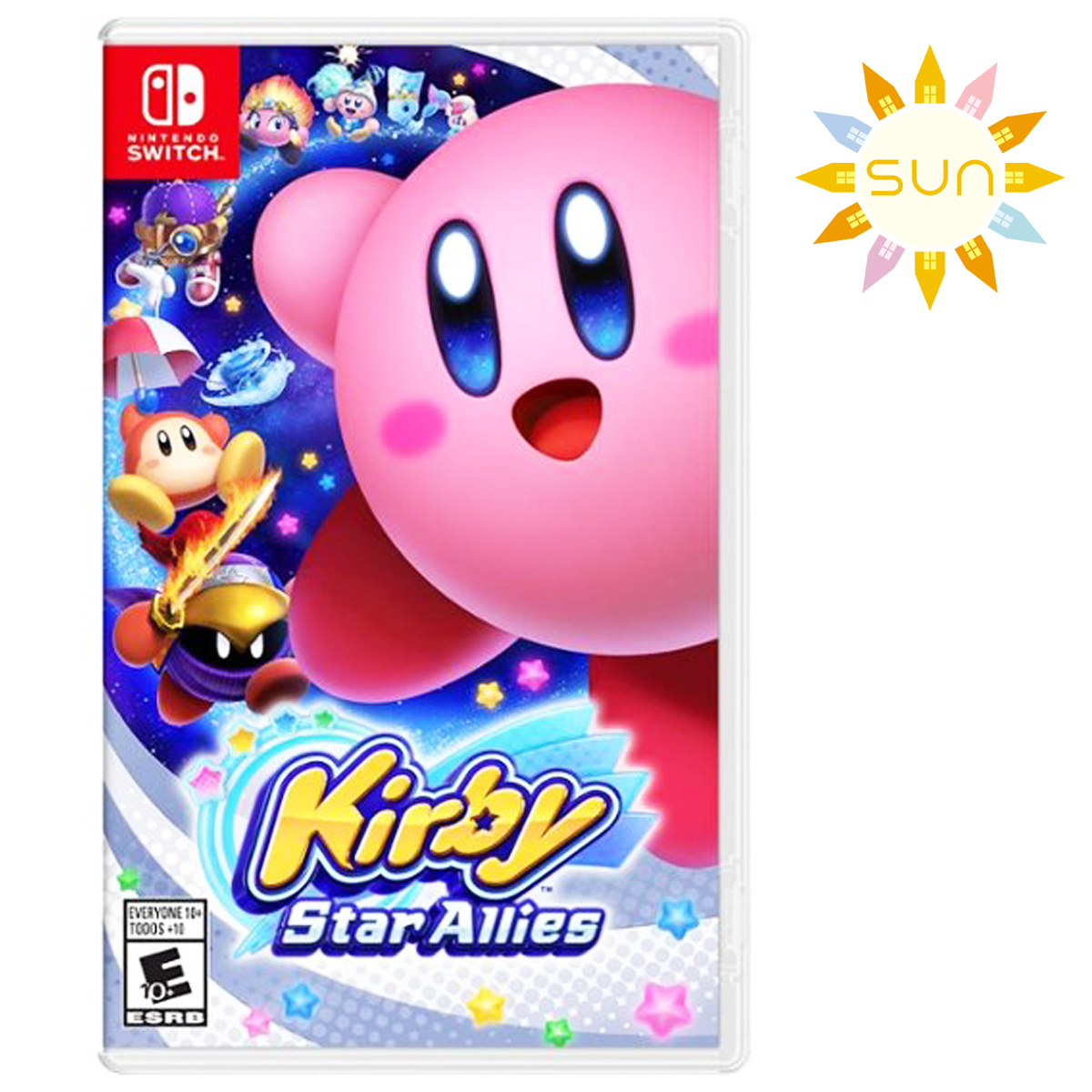 Switch Game- KIRBY STAR ALLIES