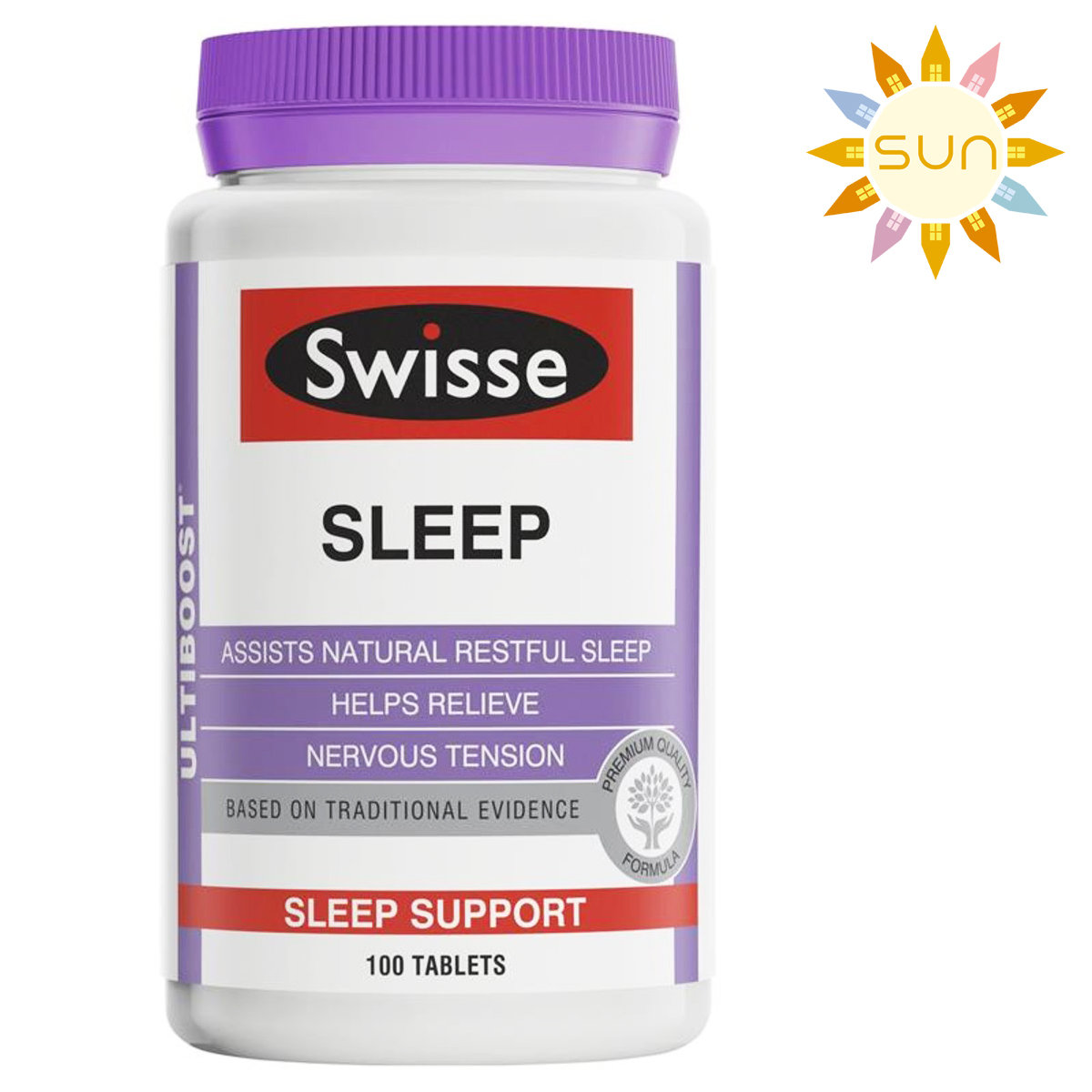 Ultiboost Sleep 100 Tablets