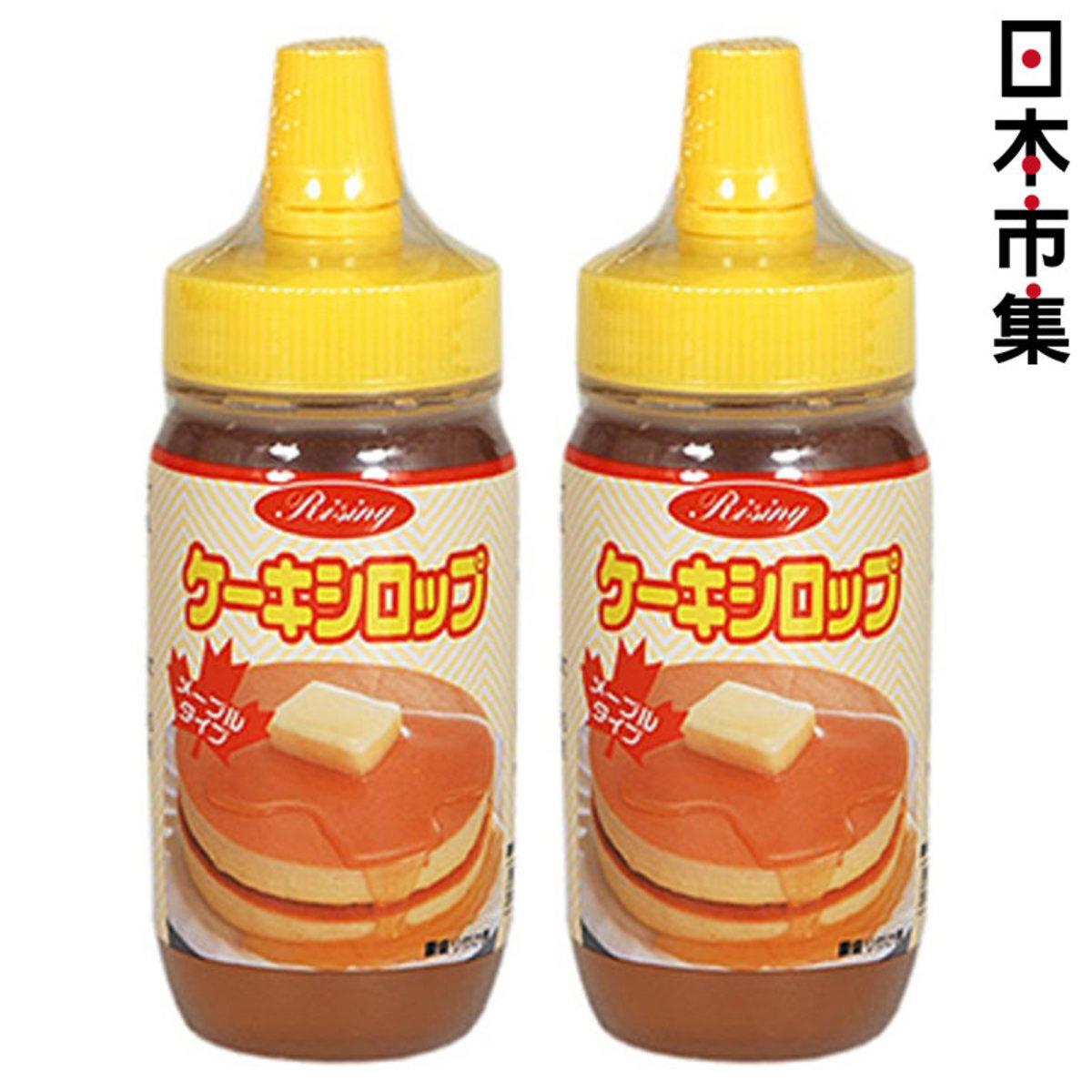 日版朝日 熱香餅糖漿 180g (2件裝)【市集世界 - 日本市集】