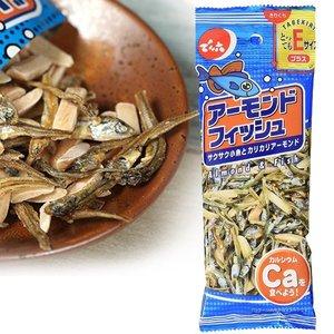 (贈品) 日本製 彈六杏仁小魚乾 28g【市集世界 - 日本市集】