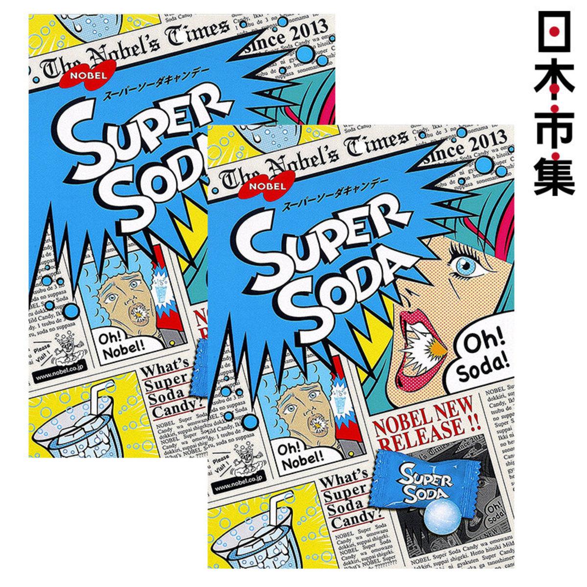 日版貴族超酸波子汽水梳打糖 88g (2件裝)【市集世界 - 日本市集】