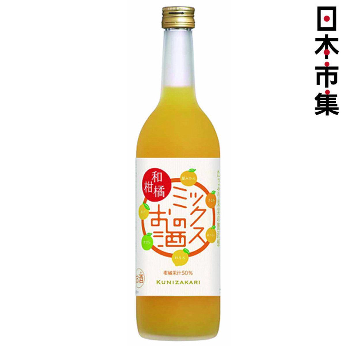 日版 國盛 6款和柑橘果實酒 720ml【市集世界 - 日本市集】