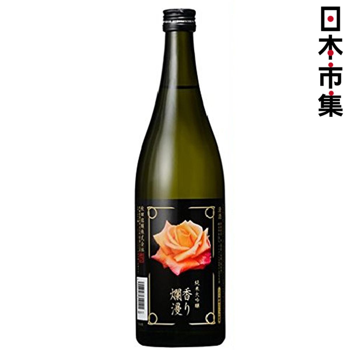 日版 爛漫 純米大吟釀 清酒 720ml【市集世界 - 日本市集】