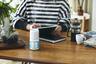 【white factor】mini Humidifier + 230ml disinfectant liquid