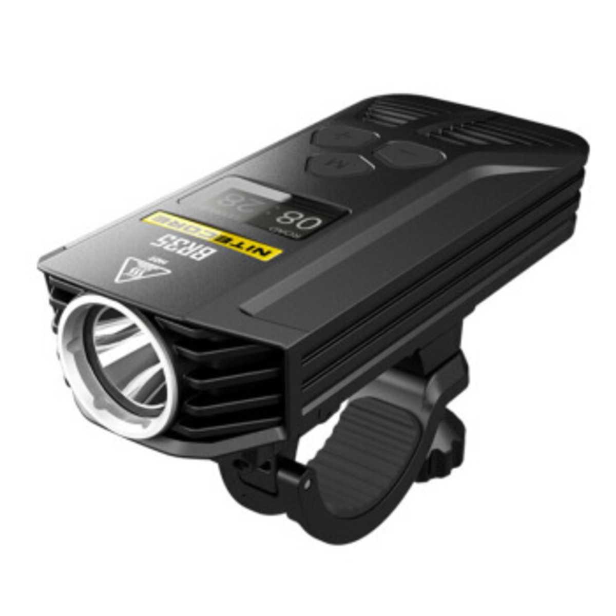 BR35 Dual LED 1800LM Bike Light USB Rechargeable HK Warranty