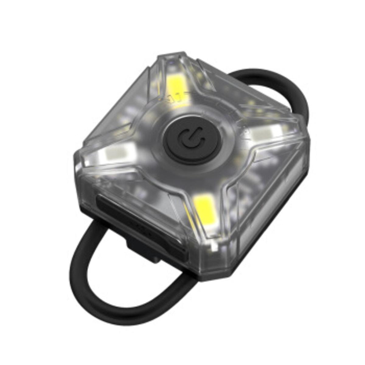 港行 NU05 KIT 羽量級 USB 可充電 警示燈 頭燈 單車燈