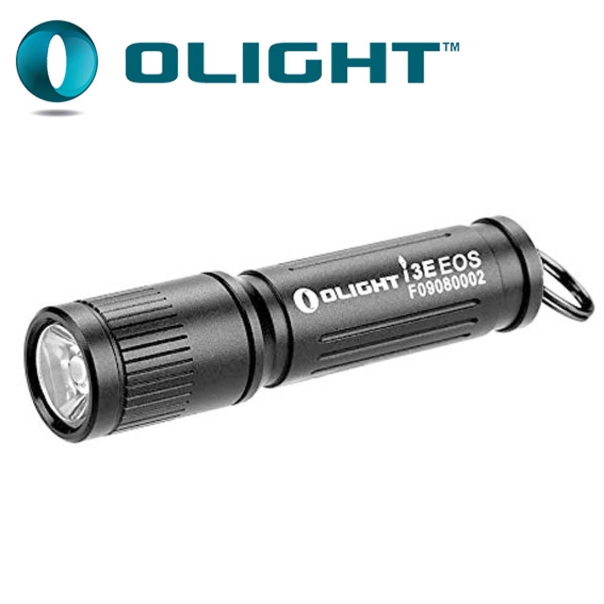 Hong Kong  -I3E 90 lumen AAA flashlight EDC flashlight compact key ring lamp