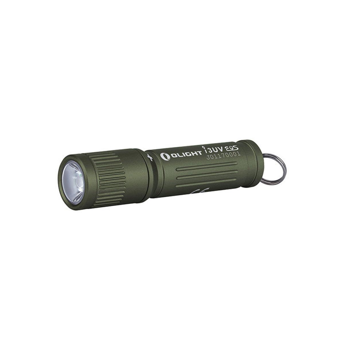 I3EUV 緊湊型紫外光電筒 AAA電池 飛機鋁合金材料