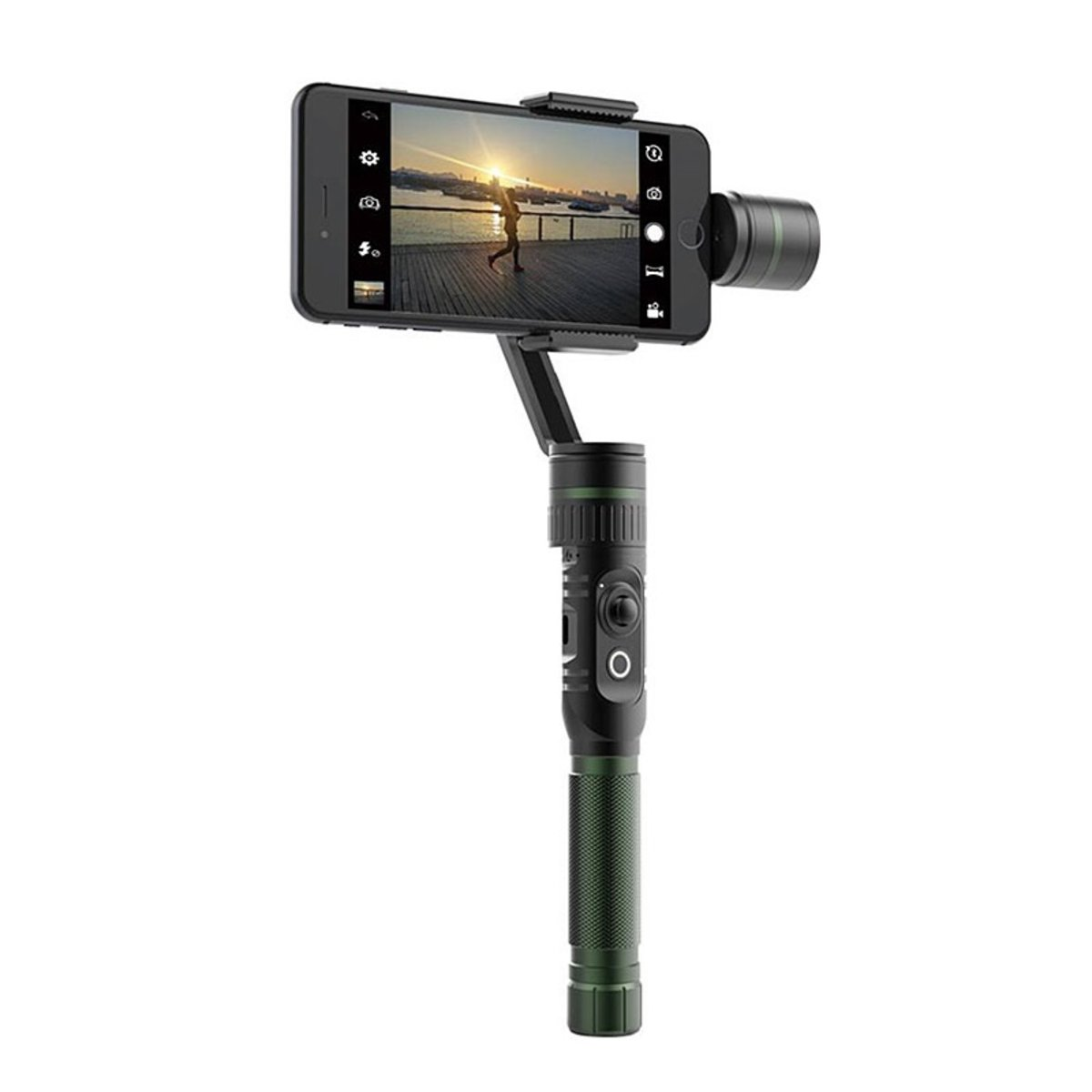 XPOWER MS1 3-AXIS MOBILE STABILZER-GREEN(XP-MS1-GR)