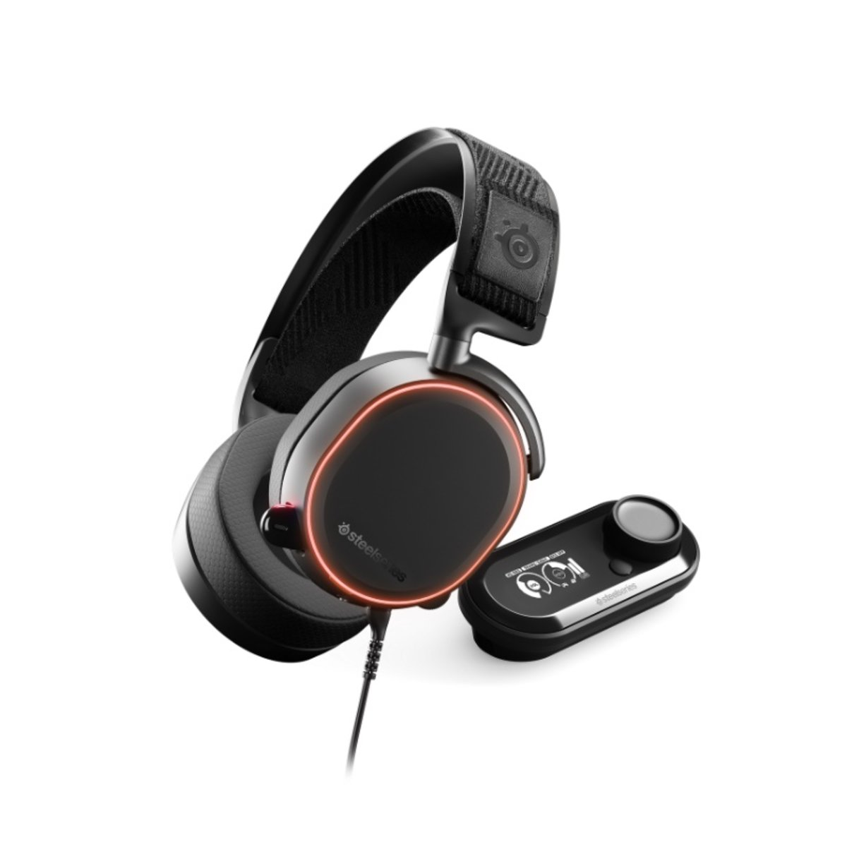 STEELSERIES ARCTIS PRO + GAME DAC HEADSET FOR PC/PS4(61453)