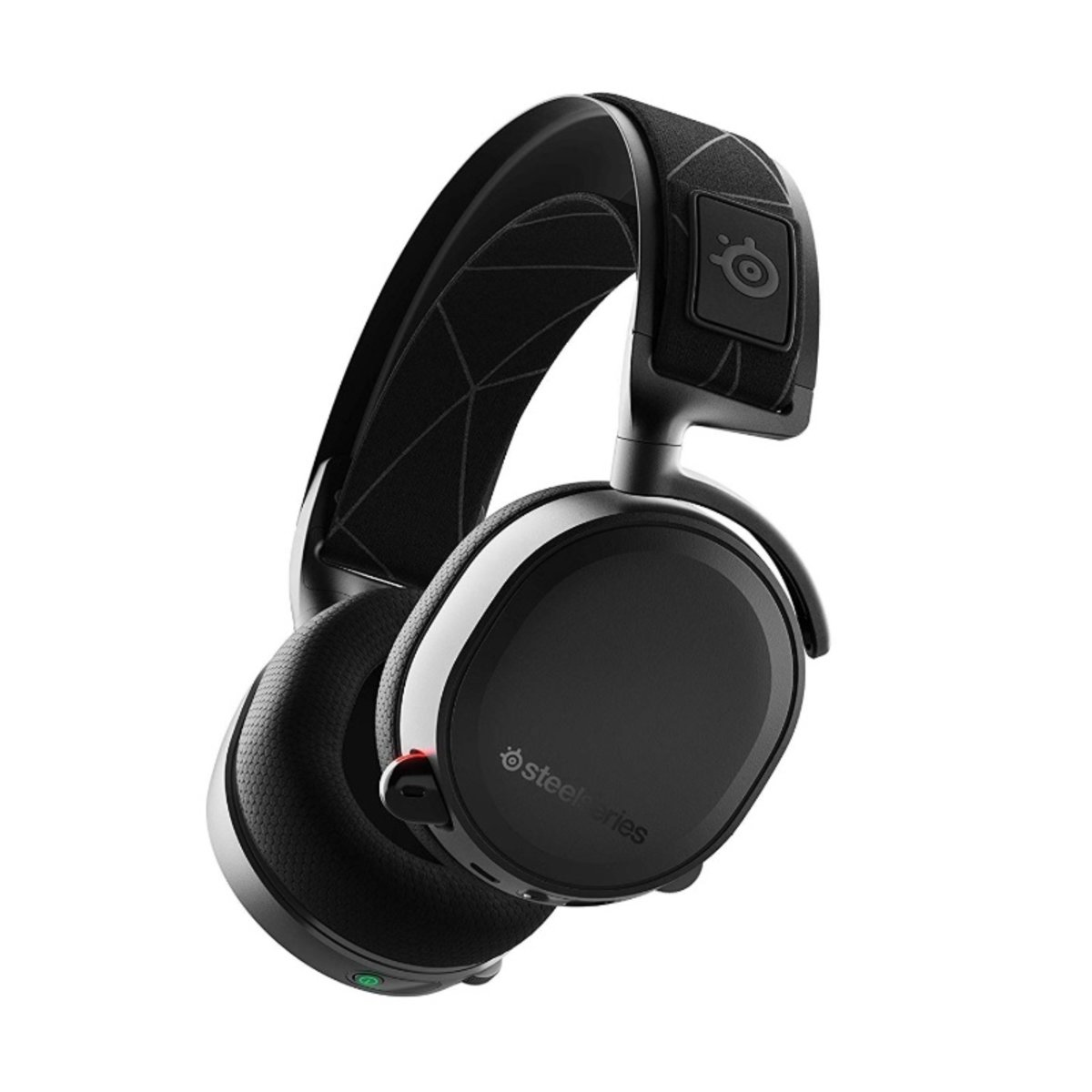 ARCTIS 7 2019 EDITION WIRELESS GAMING HEADSETS-BLACK ( 661505 )