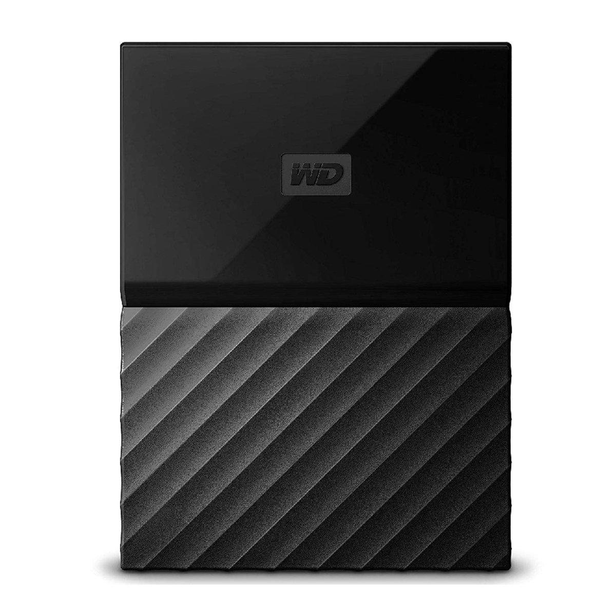 "2.5"" MY PASSPORT 2TB -BLACK (WDBS4B0020BBK)"