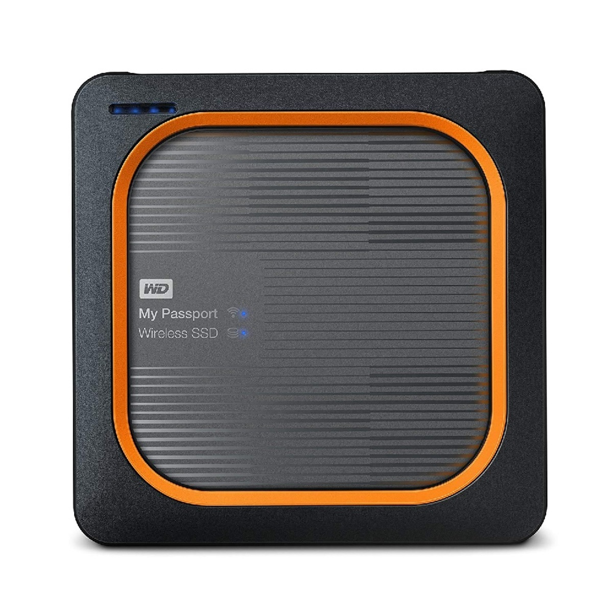 MY PASSPORT WIRELESS SSD 1TB-BLACK (WDBAMJ0010BGY-00)