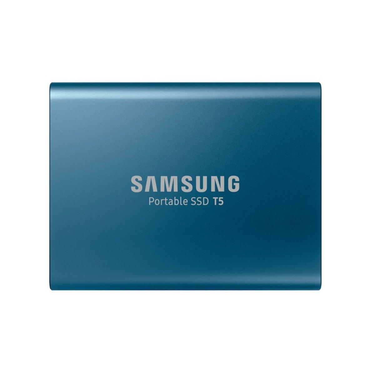 便携固態硬碟T5 500GB