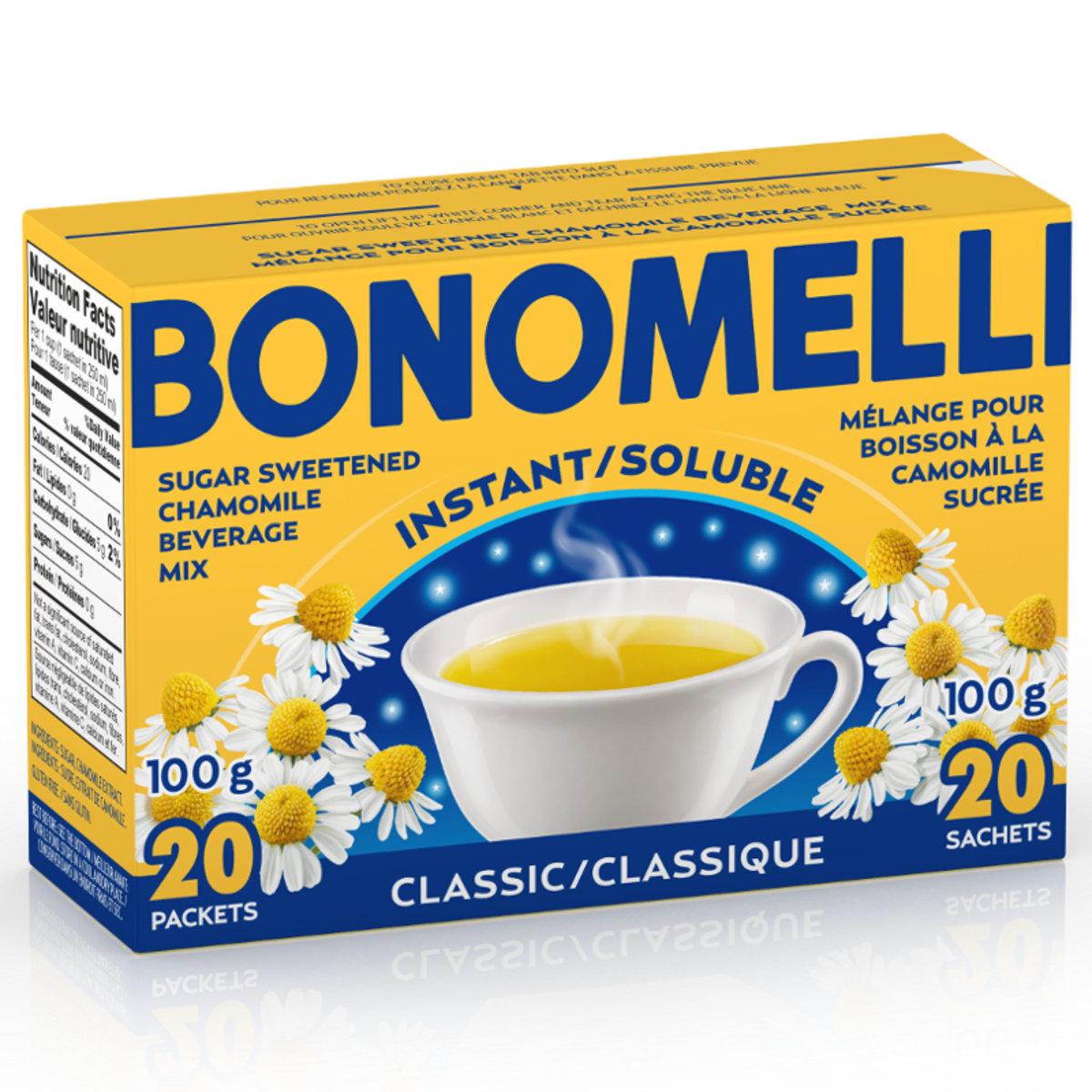 意大利即溶洋甘菊茶20包