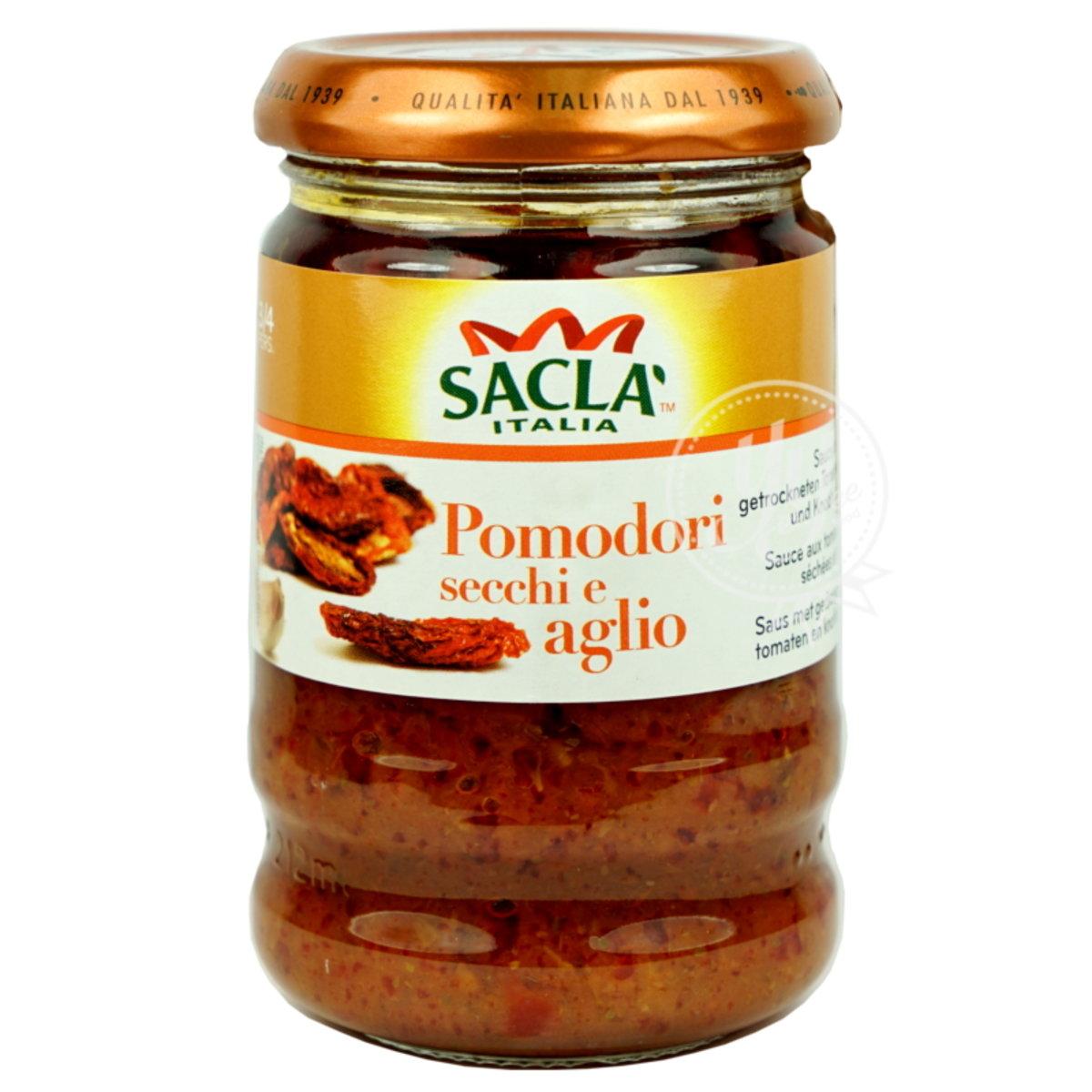 意大利蒜蓉蕃茄乾意粉醬190克