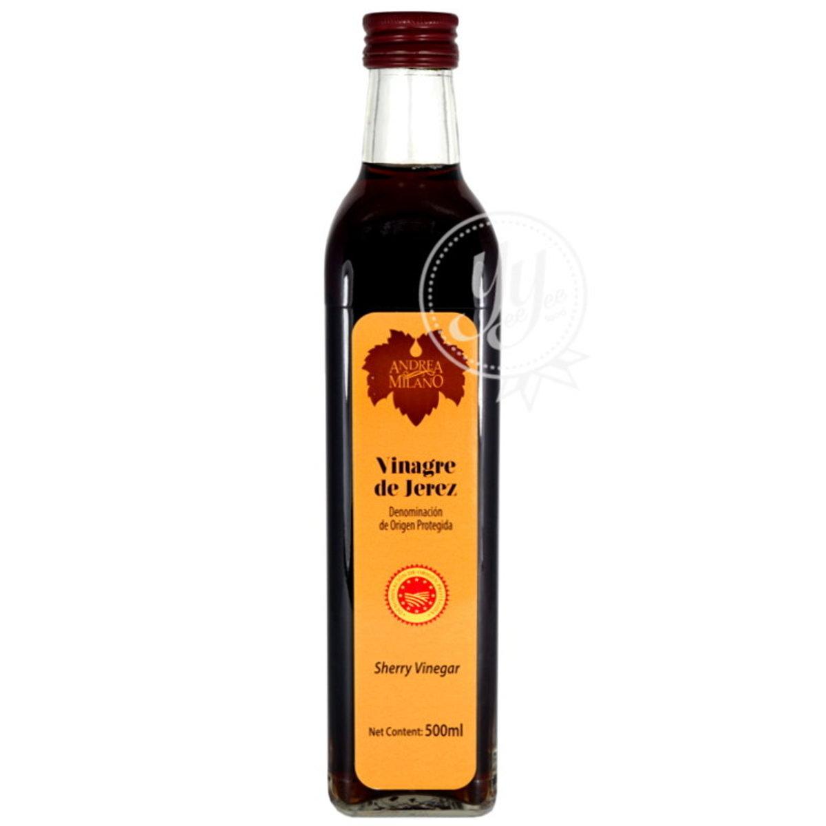 西班牙果仁木香雪莉醋500毫升