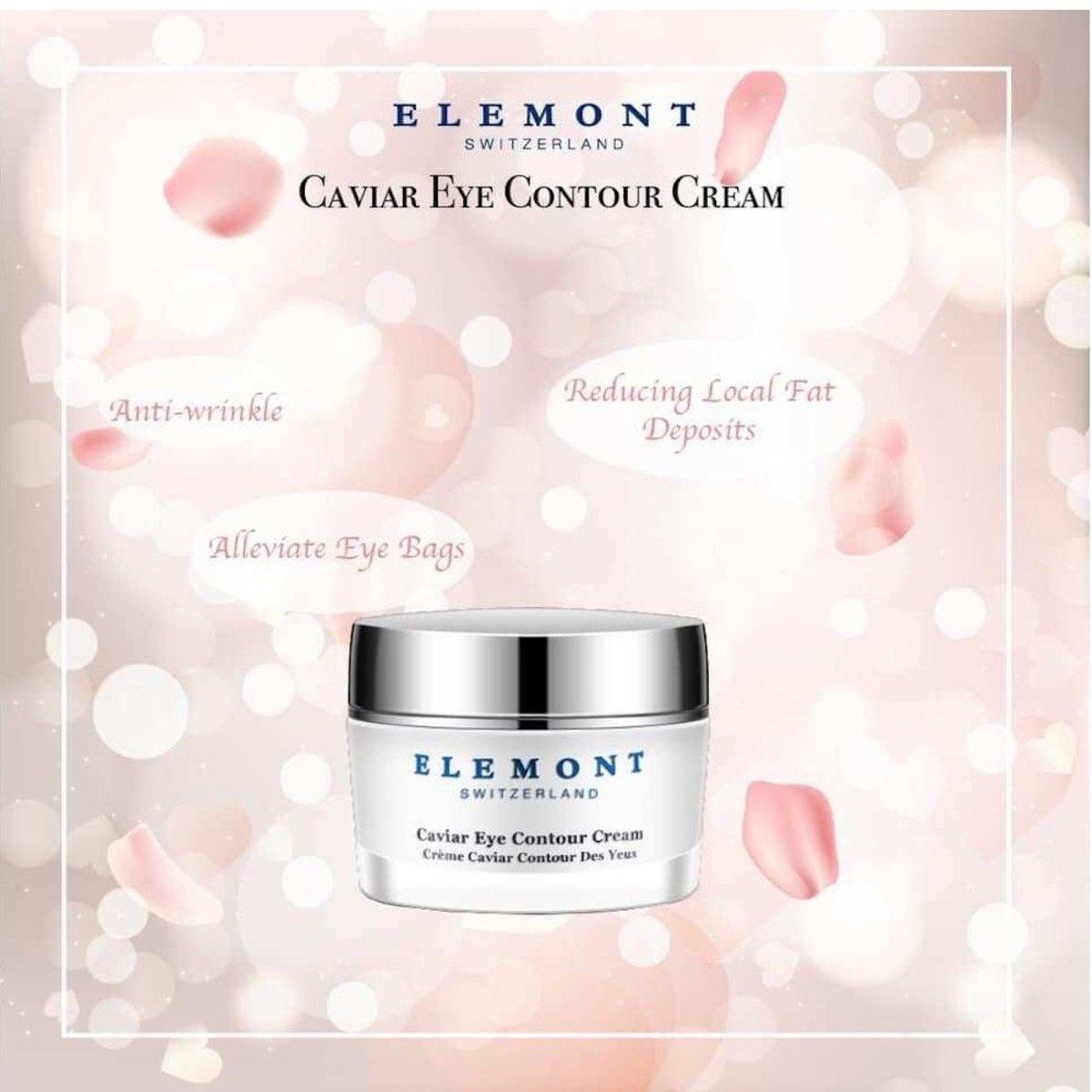 Caviar Eye Contour Cream