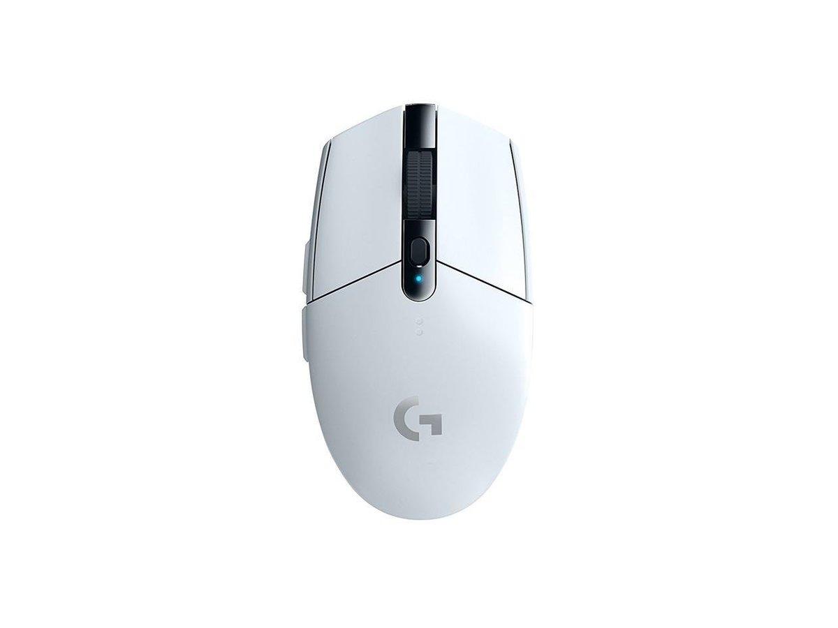 G304 Lightspeed wireless mouse - White