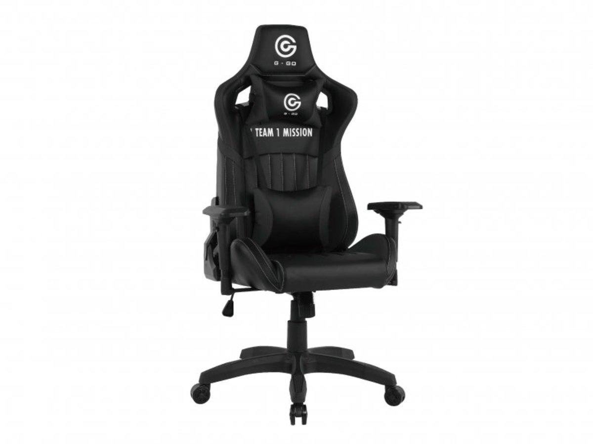 ZX-1 Gaming Chair - Black