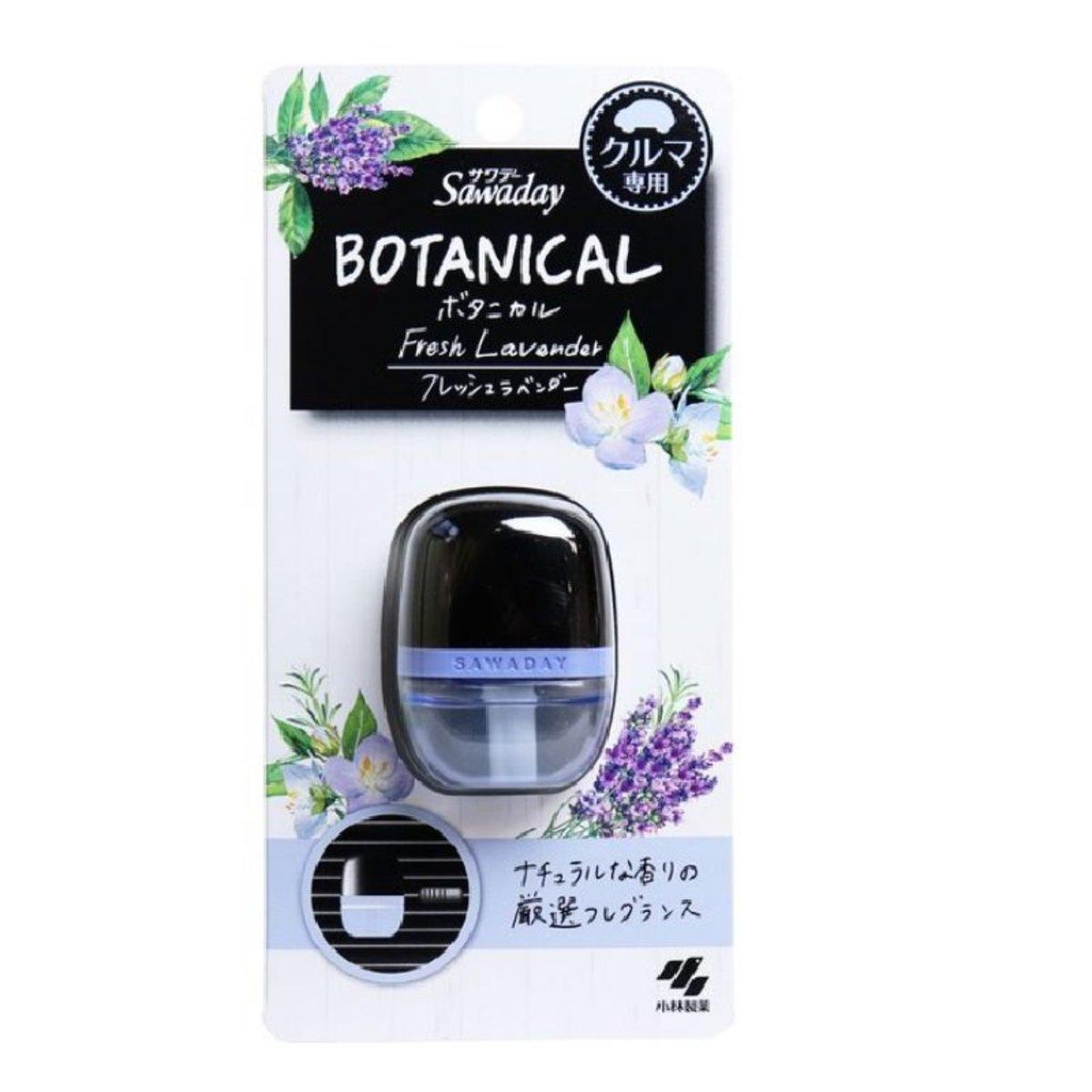 小林製薬 Sawaday 汽車用夾式植物香水# 薰衣草 6ml