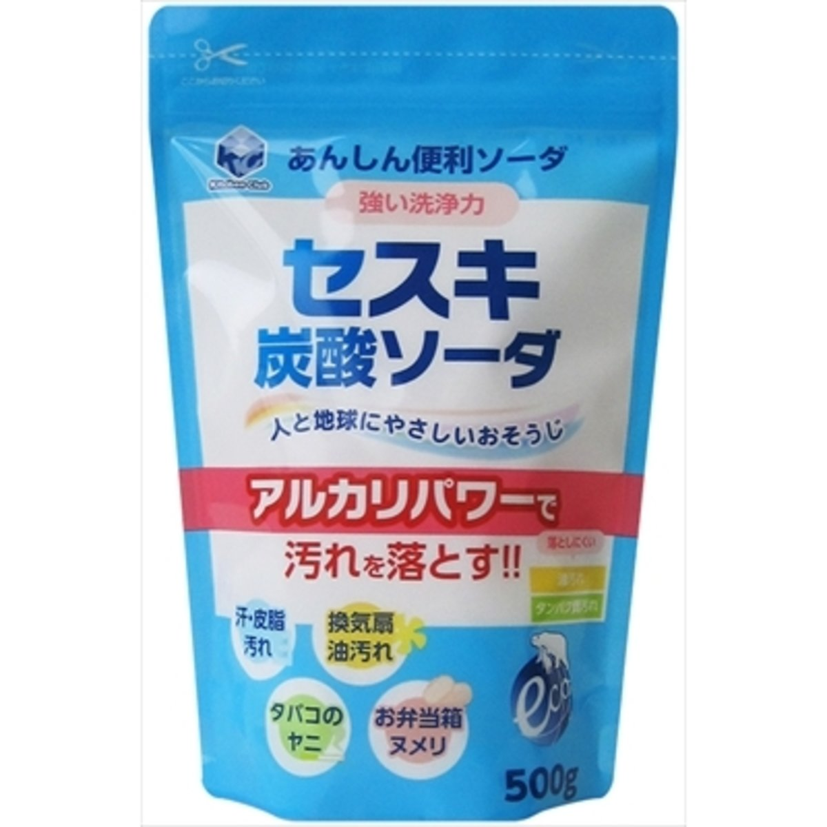 Kitchen Carbonated Degreasing Cleaner 500g