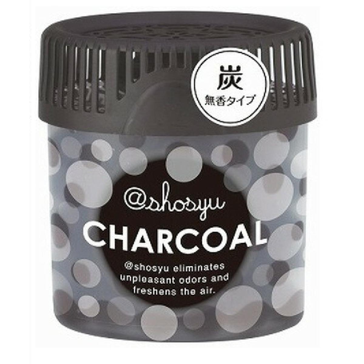 小久保 Shosyu空氣清新除臭劑(黑) #木炭 150g