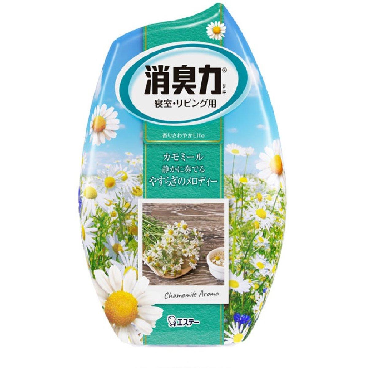 S.T. Corporation Indoor Deodorant (Green) #Chamomile Aroma 400ml