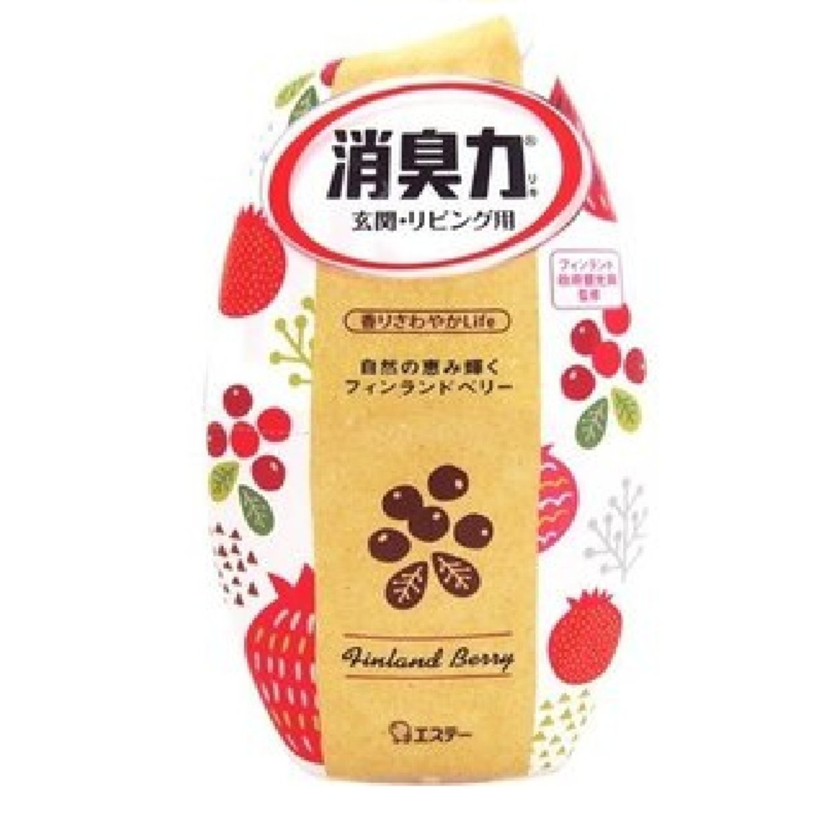 S.T. Corporation Indoor Deodorant (Berry) #Berry Aroma 400ml
