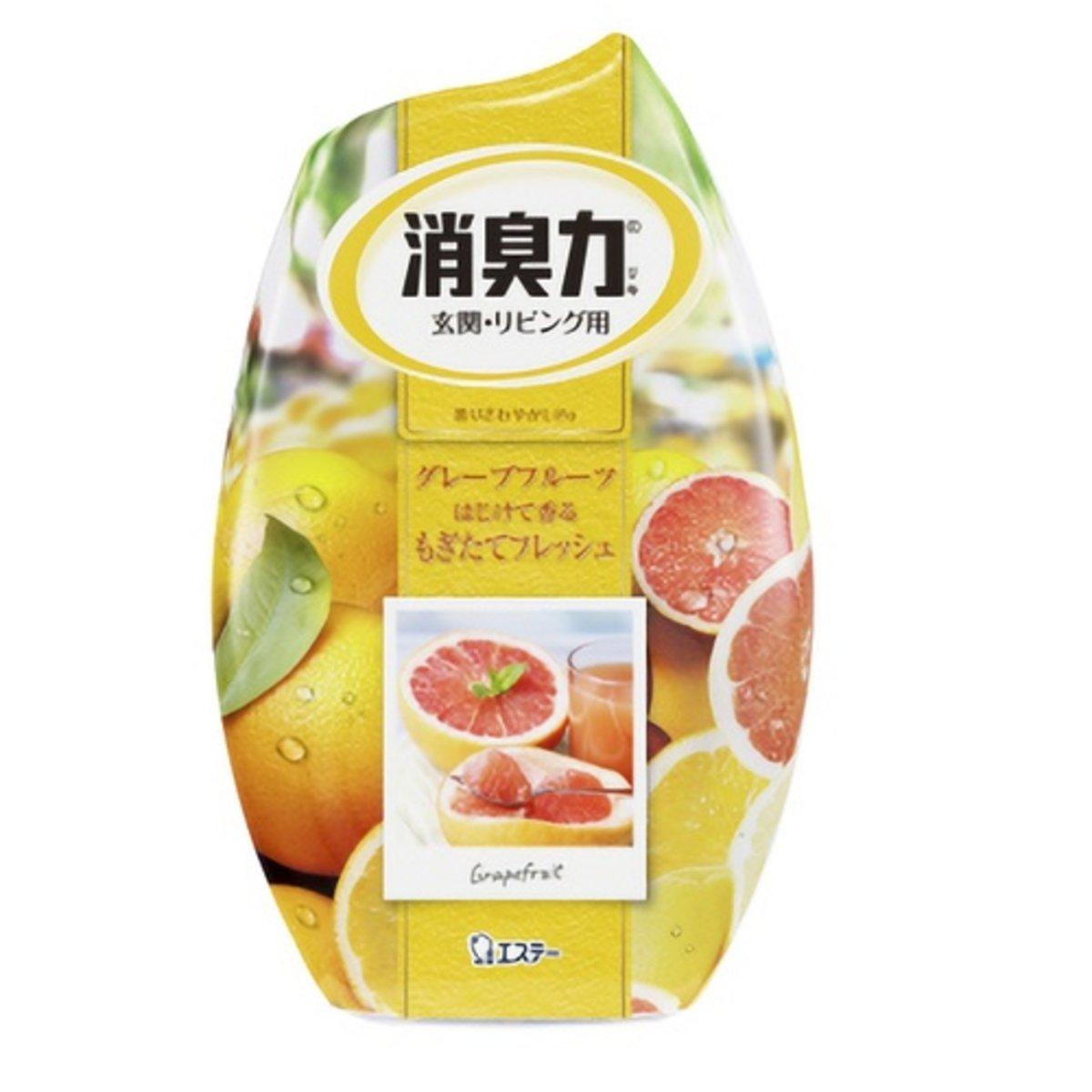 S.T. Corporation Indoor Deodorant (Yellow) #Grapefruit 400ml