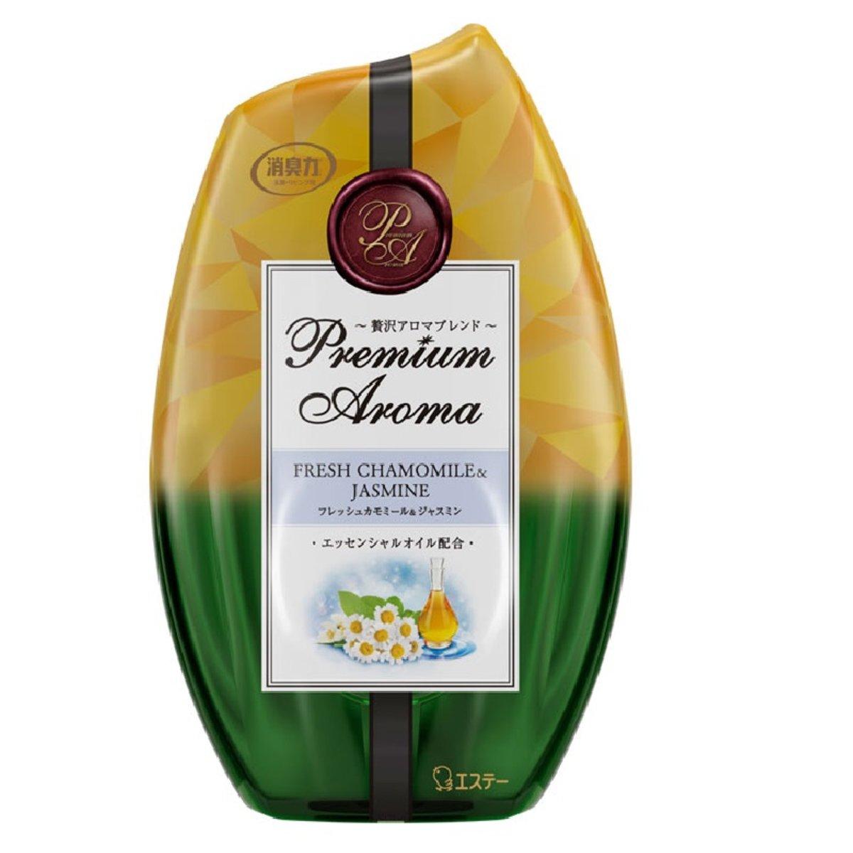 S.T. Corporation Indoor Deodorant (Yellow Green) #Fresh Chamomile & Jasmine 400ml