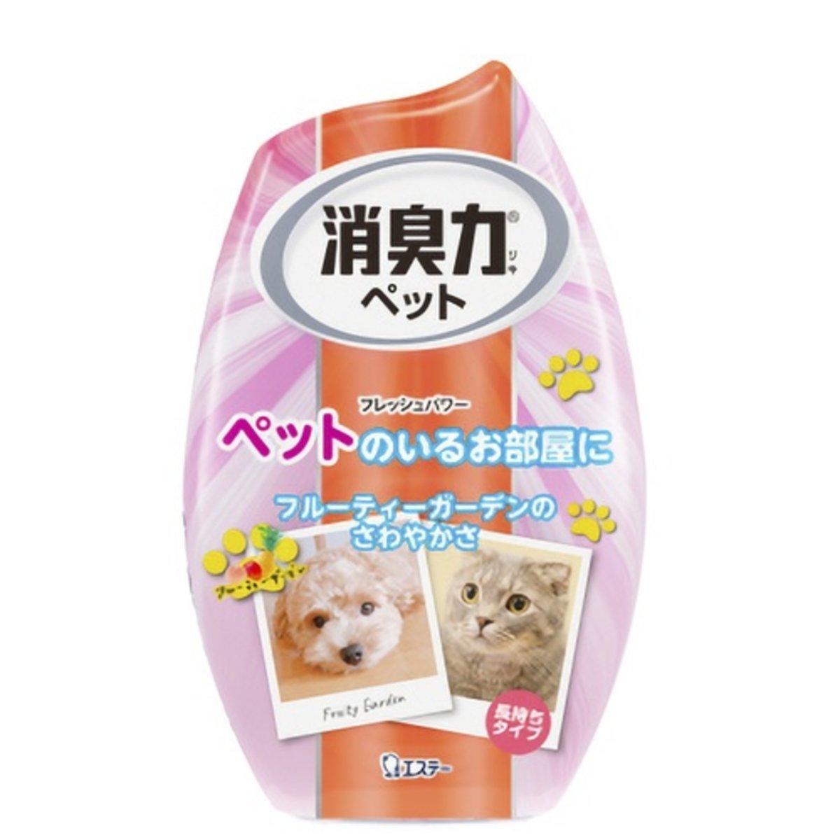 雞仔牌 室內消臭劑(寵物) #果香 400ml