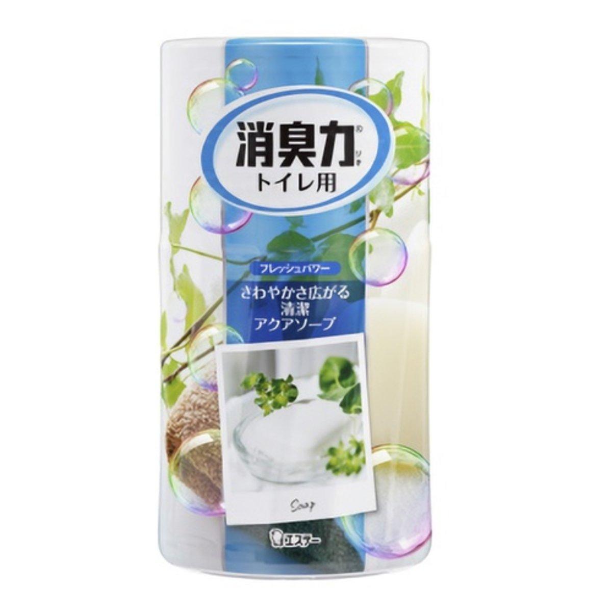 S.T. Corporation Toilet Deodorizer(Blue)  #Soap 400ml