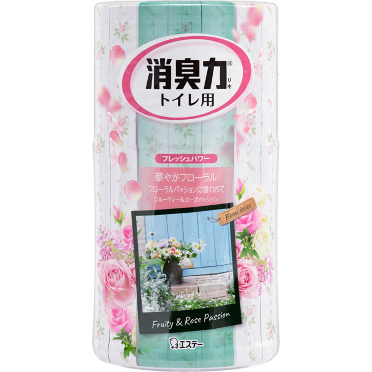 Toilet Aroma Deodorizer(Pink) #Passion Flower 400ml