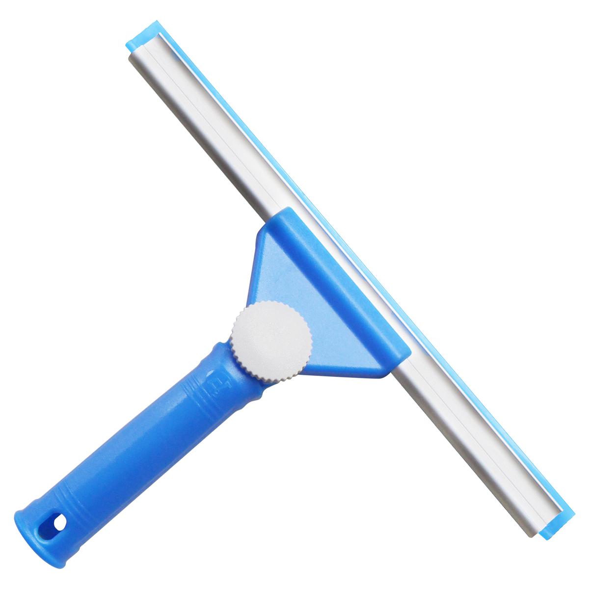 Swivel Window Squeegee, Glass Cleaning Wiper, 30cm