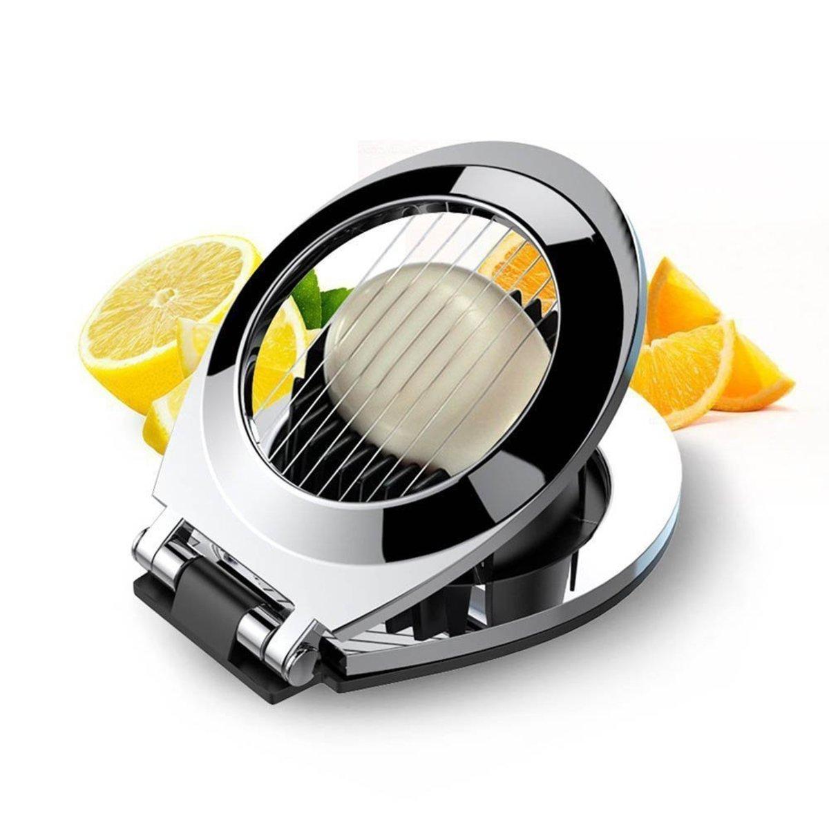 不銹鋼 雞蛋切片機 切蛋器 適合制作沙律和三文治用
