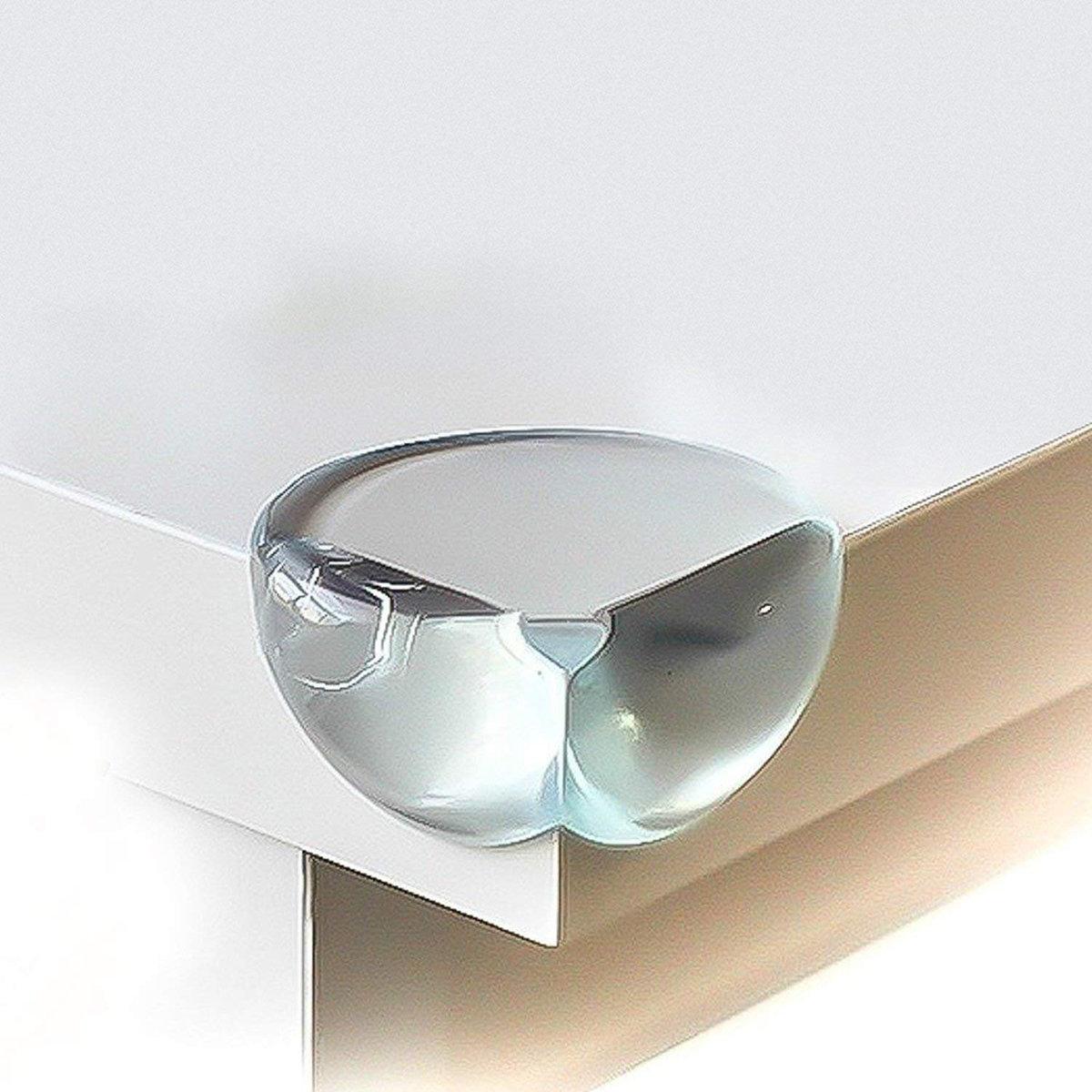 【20個】透明防撞角 檯角 保護墊 防撞膠 黏力強 不易掉落