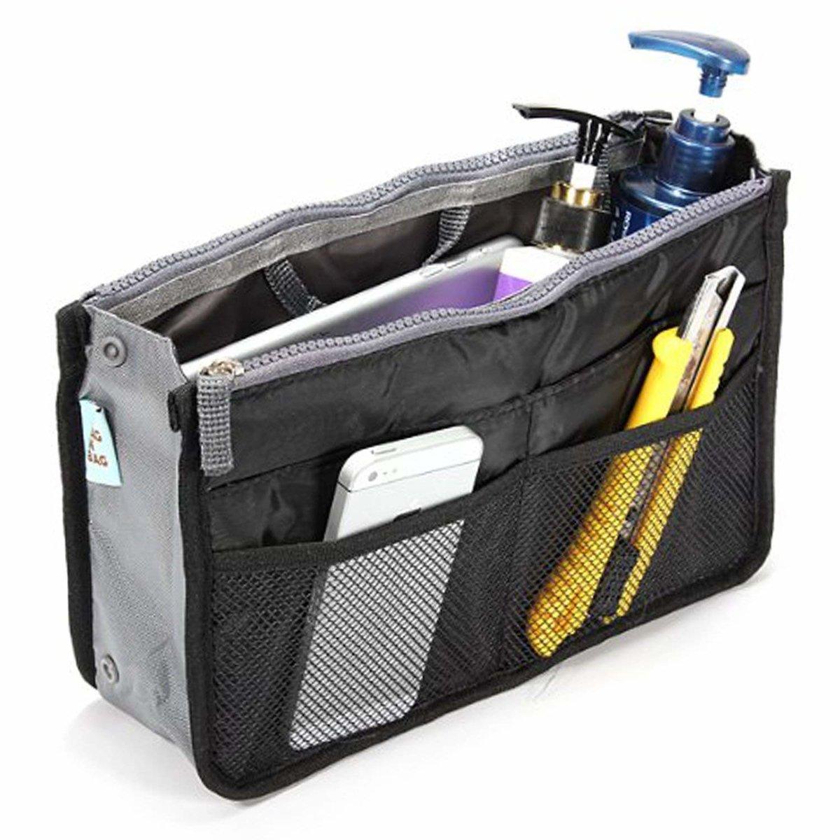8e546af4797b BlueBeach | Handbag Pouch Bag in Bag Organiser Insert Organizer Tidy ...