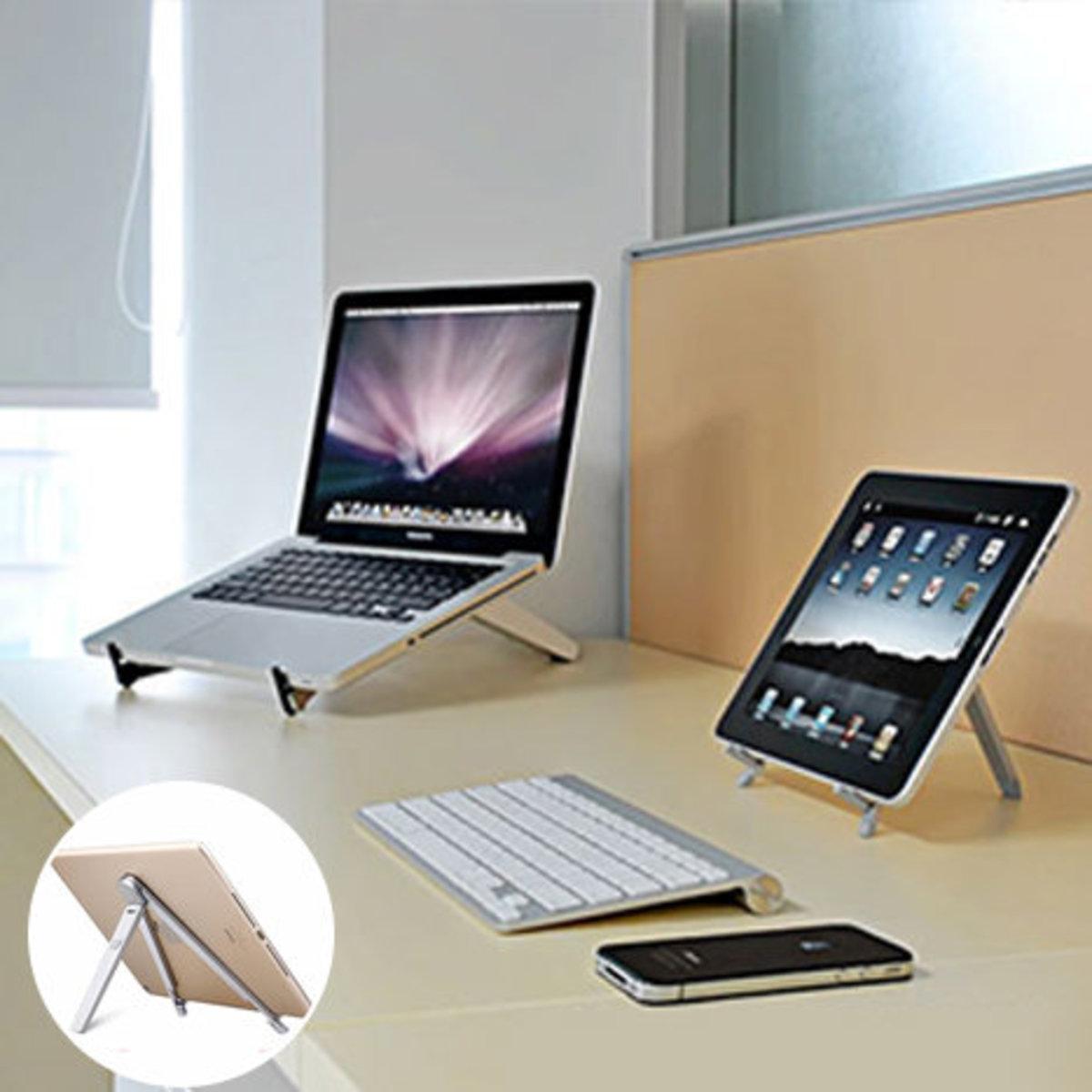 家庭 辦公室 旅行 可折疊 便攜式 智能電話 手提電話座 平板電腦 底座 支架