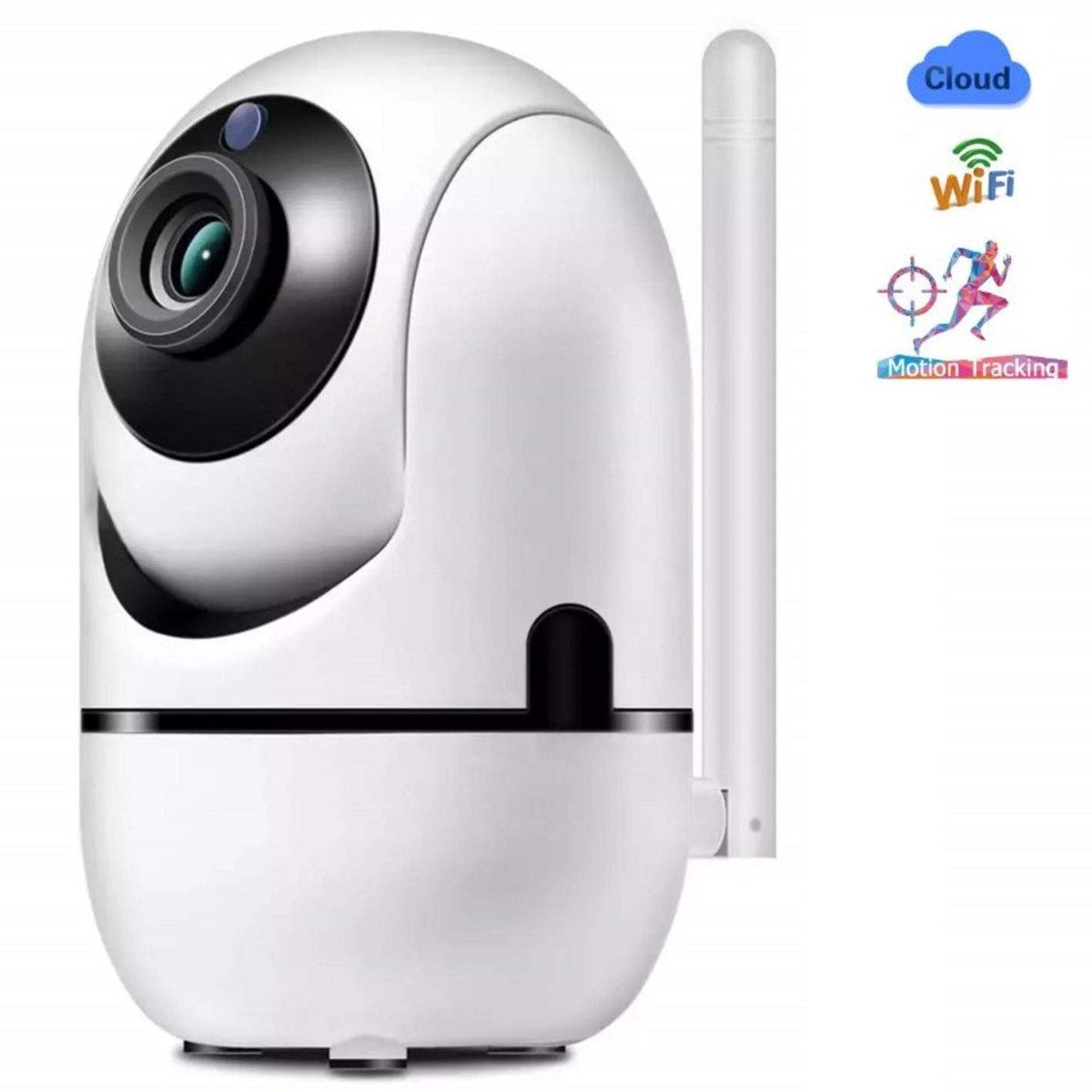 BlueBeach | Wifi Smart Camera 1080P Home Wireless Network 360
